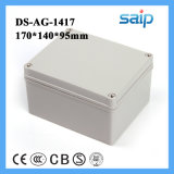 PC or ABS Plastic Waterproof Electric Junction Box Distribution Outlet Switch Box