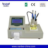 Automatic Petroleum Products Micromoisture Coulometric Karl Fischer Titrator