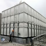 Composite Sectional GRP/FRP/SMC Panel Water Tank Large Volume 3000 Liters