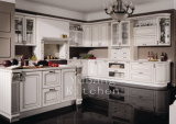 Hot Selling Wooden Kitchen Cabinets Home Furniture #2012-111