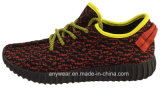 China Women and Men Flyknit Gym Sports Shoes (M-16704)
