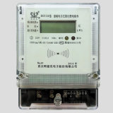 Single Phase Prepaid Electricity Controlled Multi-Rate Watt-Hour Meter