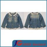 Kid Jeans Girl Jacket Girl Coat (JT5011)