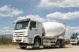 HOWO 336HP 9m3 Cement Mixer (ZZ1257N3641W)
