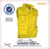 2106 OEM Cheap Wholesale Cotton Classical Men Sleeveless Vest Tactical