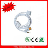 Wholesales Car Audio Aux 3.5mm USB Cable for iPhone