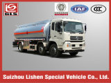Diesel Engine Euro 3 Dongfeng 20000L Oil Fuel Tanker Vehicle