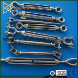 European Type Stainless Steel Turnbuckle with Hook and Eye