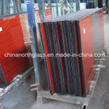 Silk Screen Tempered Double Glazing Glass