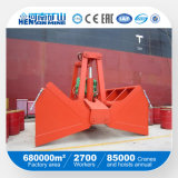 Electric Hydraulic Double Disc Grab Bucket