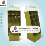 Manufacturers Sell Paper Cardboard Packing Display Shelf with Best Price