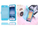 Transparent Flip TPU Case Cell Phone Case for iPhone6/6s Cover