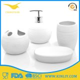 High Quality Ceramic Bathroom Accessory Set Soap Holderfor Hotel