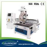 High Precision Pneumatic Multi Heads CNC Router