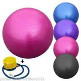 Gymnastics PVC Ball, Fitness Swiss Yoga Ball for Gymnastics