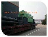Single Drum Horizontal Chain Grate Soft Coal Steam Boiler (DZL)