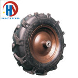 High Quality Rubber Wheel Hand Trolley Tyre
