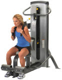 Commercial Gym Equipment Seated Abdominal Crunch Machine 9A010