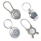 Lovely Quartz Keychain Watch with Elegant Design