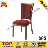 Imitate Wood Restaurant Banquet Dining Chair