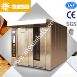 64 Trays Electricity Rotary Bread Baking Oven