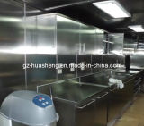 Modern Design Bathroom or Kitchen Furniture, Kitchen Cabinet Design (HS-011)