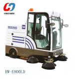 Electric Industrial Warehouse Cleaning Machine