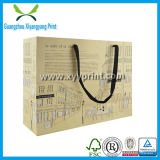 Low Price Custom Paper Shopping Bag with High Quality