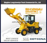 Low Price 800kg, 0.55m3 Bucket Capacity Front Loaders on Sale
