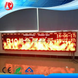 IP65 P10 Single Color LED Screen Display Module Panel