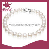 2015 Plb-041 Popular Cheap Natural Freshwater Pearl Bracelet