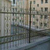 Steel Grating Fence/ Galvanized Steel Fence/Corten Steel Fence