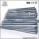 Forged Galvanized Steel Plate End Long Tie Rod