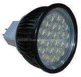 Aluminum MR16 5050SMD LED Spotlight Bulb