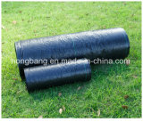 Black PP Woven Weed Control Mat for Agriculture Garden Cover