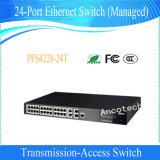Dahua 24-Port Network Management Ethernet Switch (PFS4228-24T)
