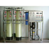 Auto Flush/Back Wash Reverse Osmosis Machinery Water Filter (KYRO-250)