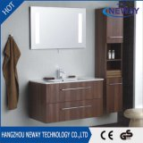 New Wall Mounted Melamine Bathroom Vanity with Mirror