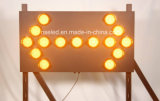 Nse1400-750-1-Y LED Display Screen Traffic Road Sign