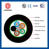 4 Core Fiber Optic Cable for Telecommunication GYTS