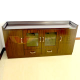 Wooden Office Furniture Tea Cabinet (HY-0514)