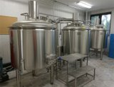 400L Fermentation Tanks with The Dimple Jacket on Sale with Copper Cladding