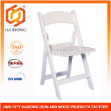 China Factory Wholesale White Resin Folding Chairs