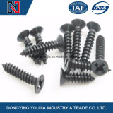 Stock Cross Recessed Countersunk Head Tapping Screw
