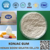 Konjac Gum as Thickening Agent in Food