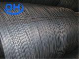 Hot Rolled Coil Reinforced Rebar Steel, HRB400 GB1499 (Diameter6-12mm)