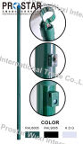 Round Fence Post with Custome Made Accessories