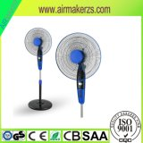 16 Inch Industraial Plastic Stand Fan with SAA/Ce