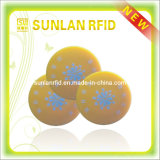 Tk4100 RFID Coin Tag with ABS Material (SL-3005)