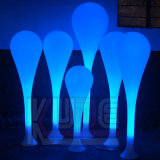 Waterproof Garden Decoration Lamps PE Lamps Illuminate Decorations